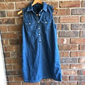 Talbot | Jean Dress